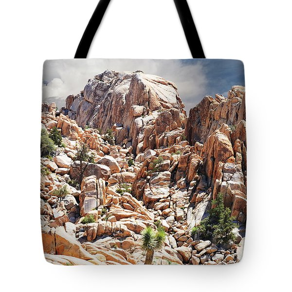 Joshua Tree National Park - Natural Monument Tote Bag