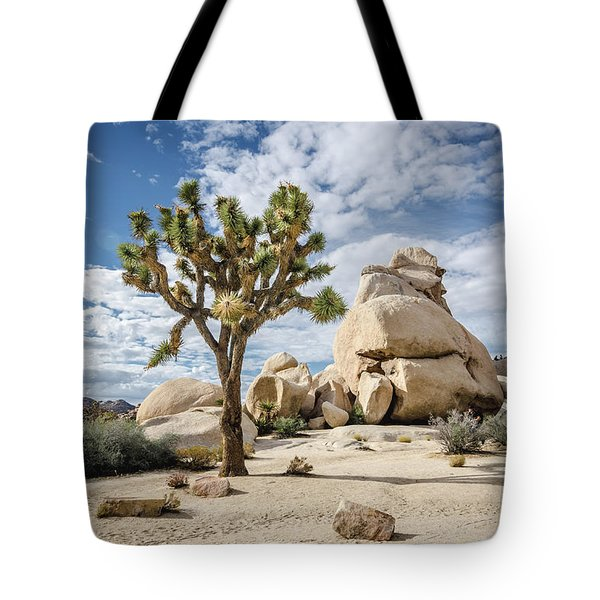 Joshua Tree No.2 Tote Bag