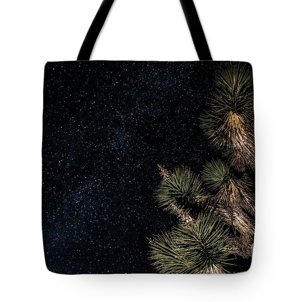 Joshua's Stars Tote Bag