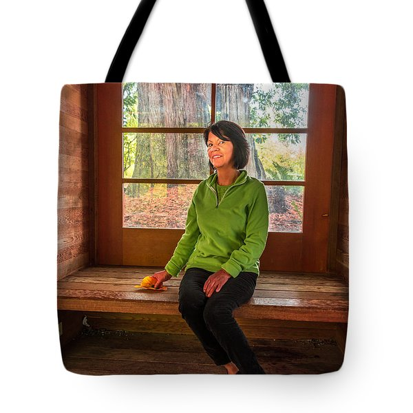 Josie Tote Bag by Jerry Cahill
