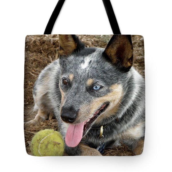 Josie Tote Bag by Lainie Wrightson