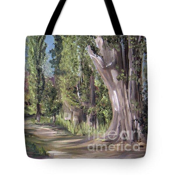 Josie's Cabin Tote Bag