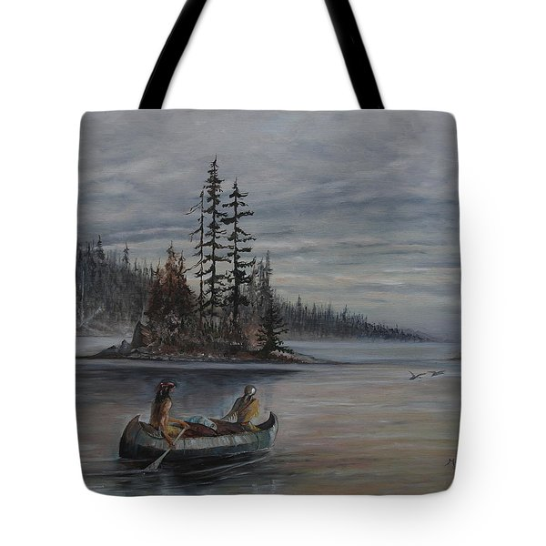 Journey - Lmj Tote Bag