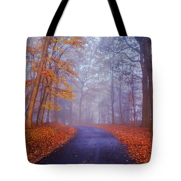 Journey Continues Tote Bag