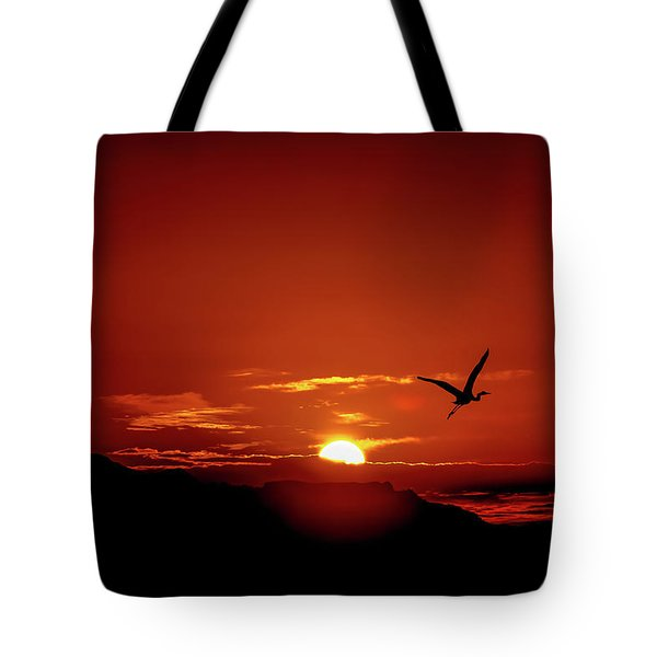 Journey Home Tote Bag