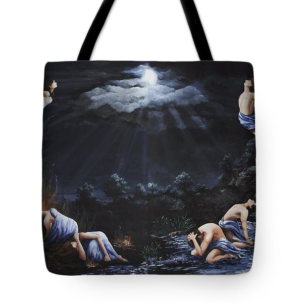 Journey Into Self Tote Bag