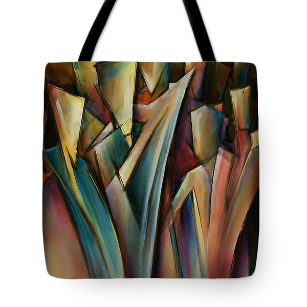 Journey Tote Bag by Michael Lang