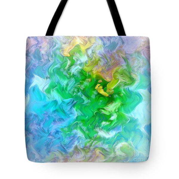 Journey Of A Thousand Lifetimes Tote Bag