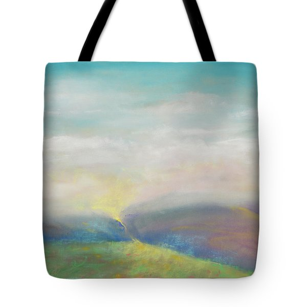 Journey Of Hope Tote Bag