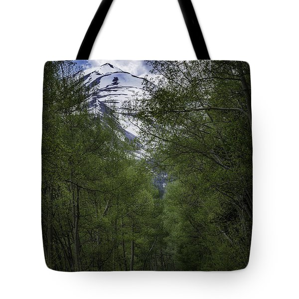 Journey Of Peace Tote Bag