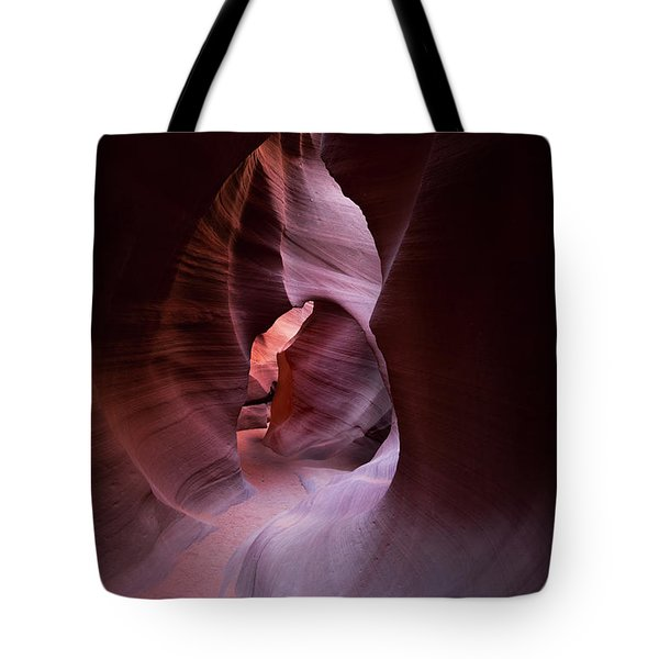 Journey Thru The Shadows Tote Bag by Jon Glaser