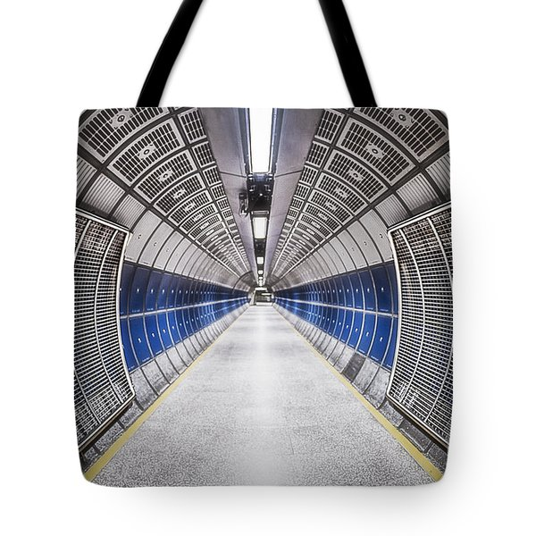 Journey To The Center Of Your Mind Tote Bag by Evelina Kremsdorf