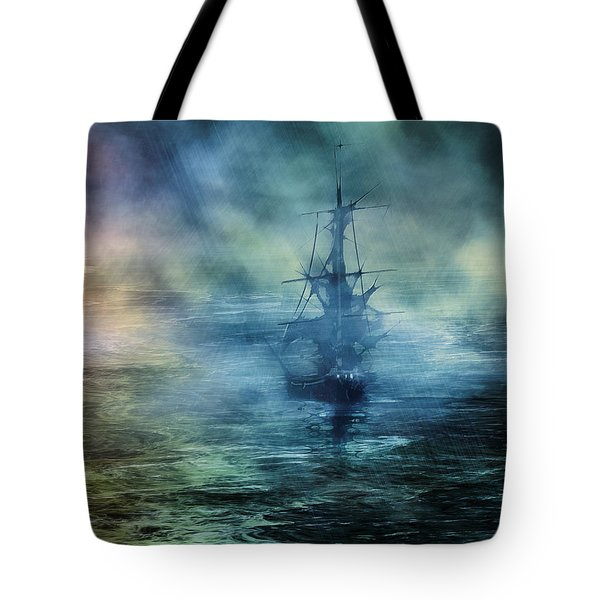 Journey To The Uknown II Tote Bag