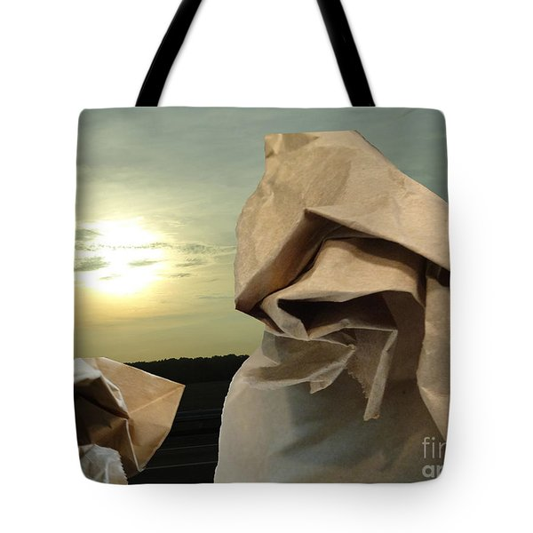 Journey Within Tote Bag