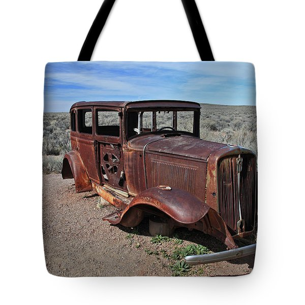 Journey's End Tote Bag by Gary Kaylor
