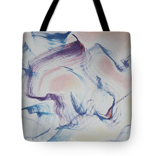 Journeys Of The Heart Tote Bag
