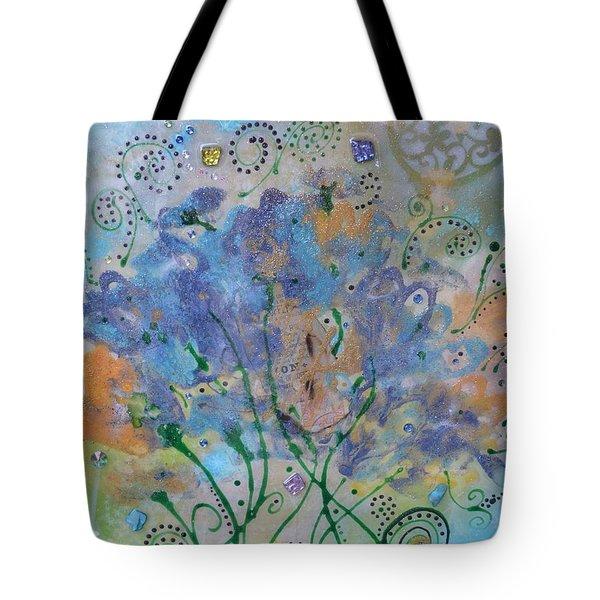 Joy By Mimi Stirn Tote Bag