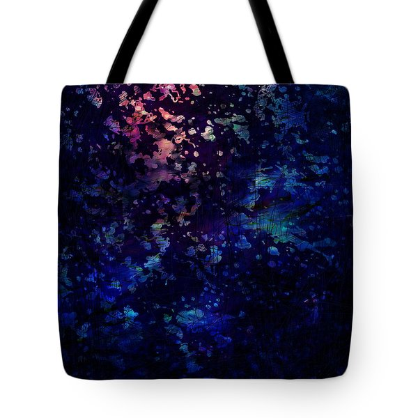 Joy Comes In The Morning Tote Bag by Rachel Christine Nowicki
