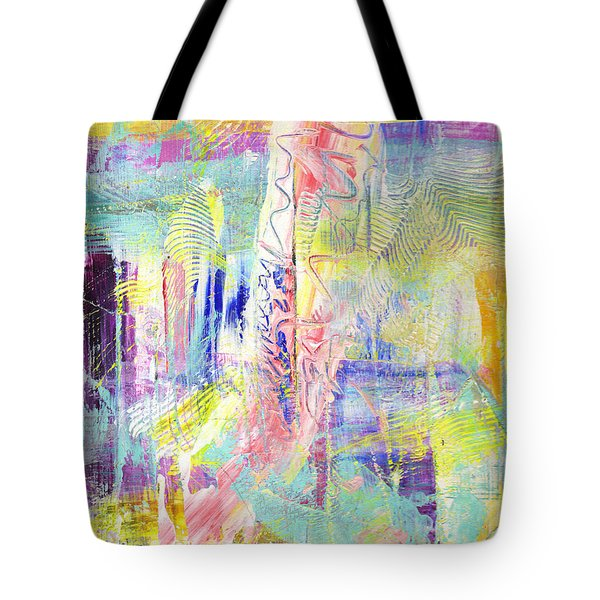 Joy In The Morning Tote Bag