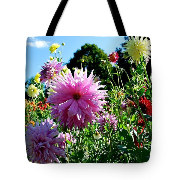 Joy Is In The Air  Tote Bag