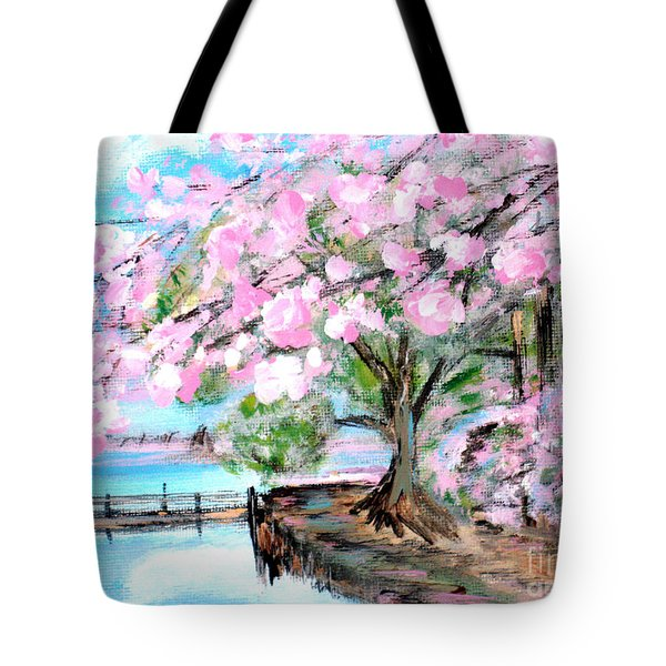 Joy Of Spring. For Sale Art Prints And Cards Tote Bag