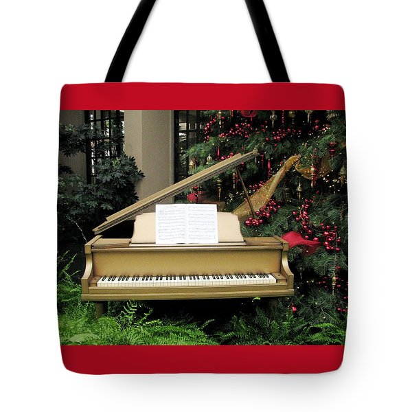 Joy To The World Tote Bag by Angela Davies