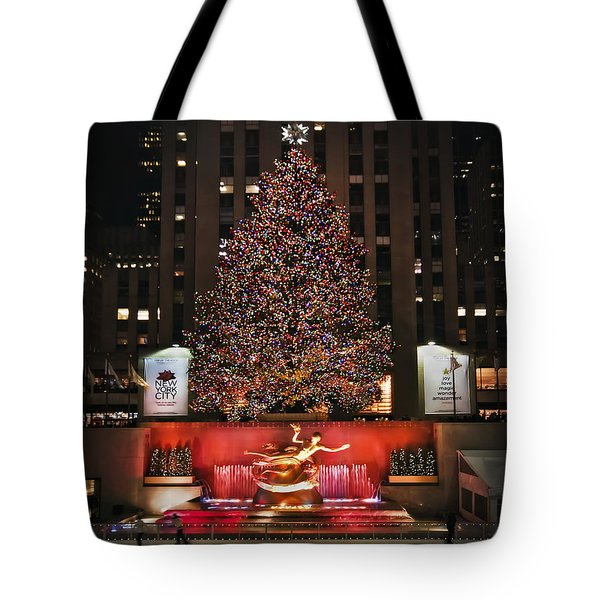 Joy To The World Tote Bag by Evelina Kremsdorf