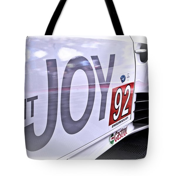 Joy Toy Tote Bag by Scott Wyatt