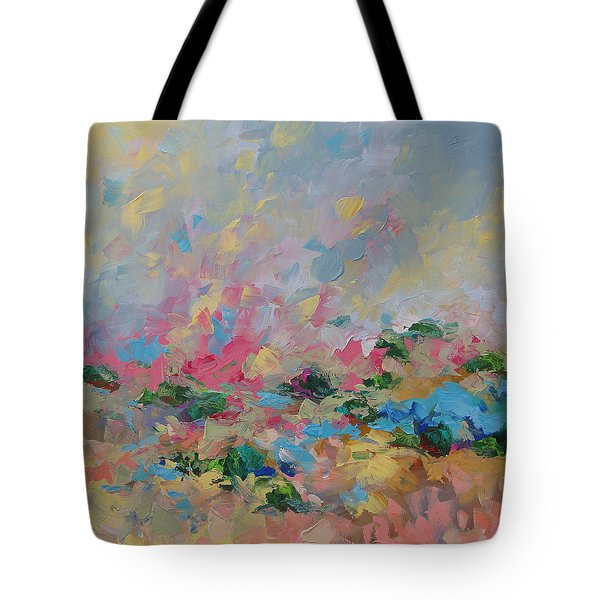 Joyful Day Tote Bag