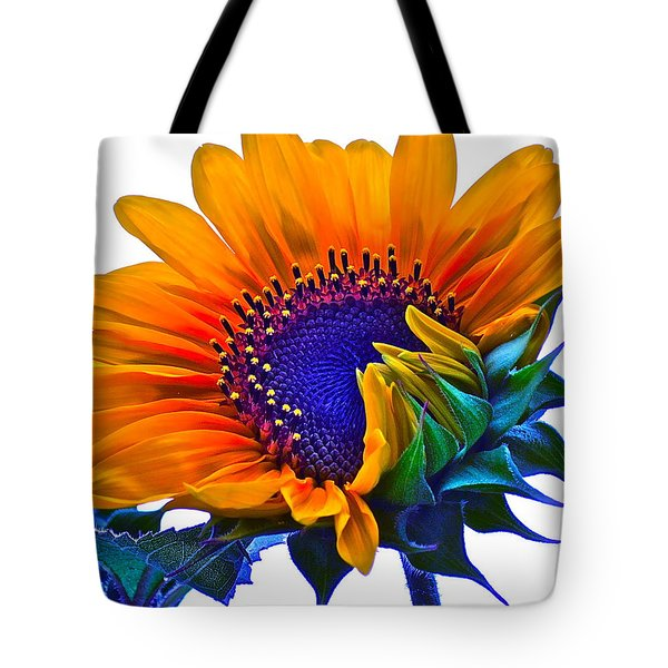 Joyful Tote Bag by Gwyn Newcombe