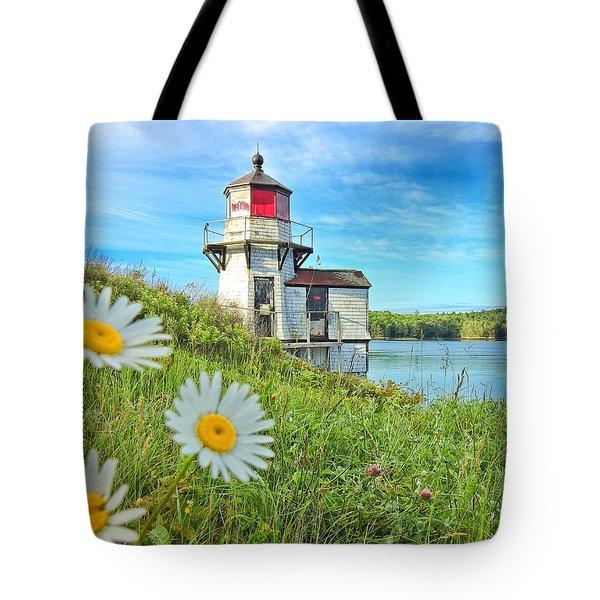 Joyful Light Tote Bag