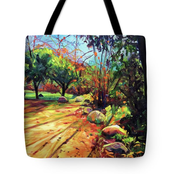 Joyous Light Tote Bag