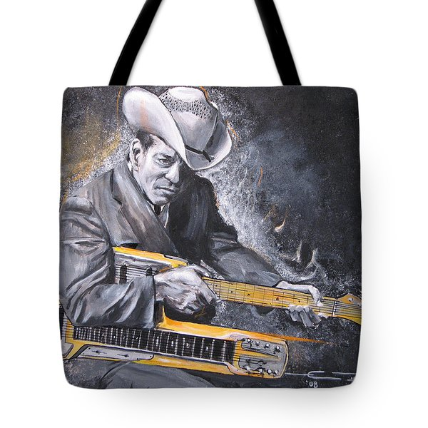 Jr. Brown Tote Bag