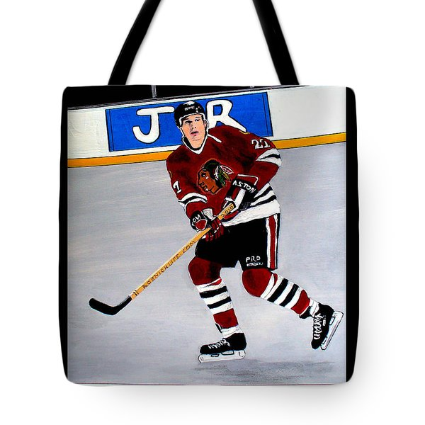 JR Tote Bag