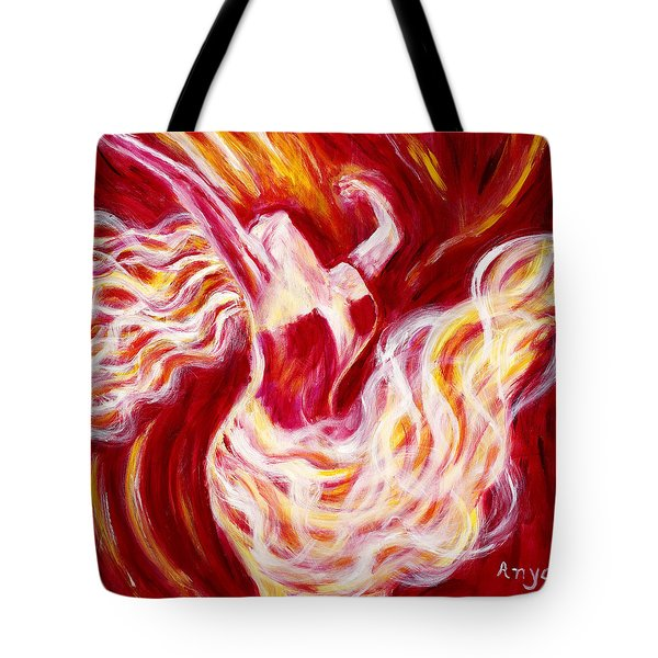 Jubilation Tote Bag