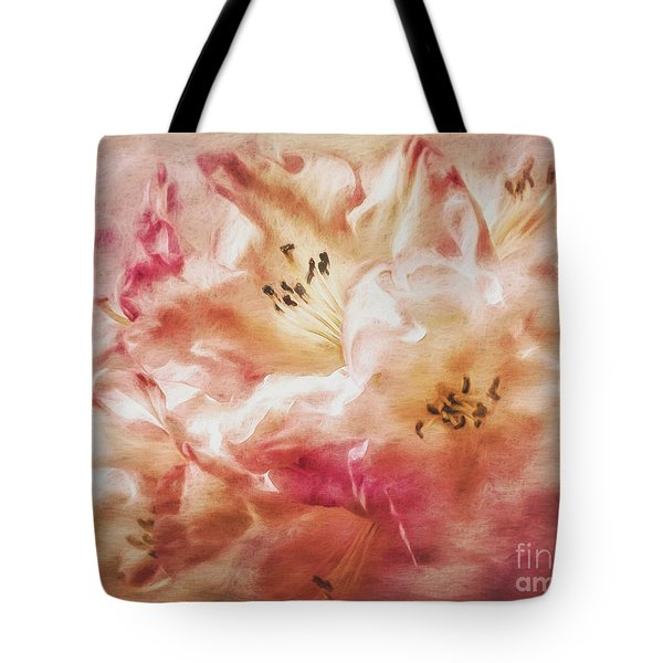 Jubilee Blush Tote Bag