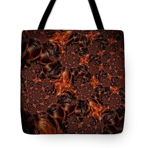 Judys Turn To Burn Tote Bag