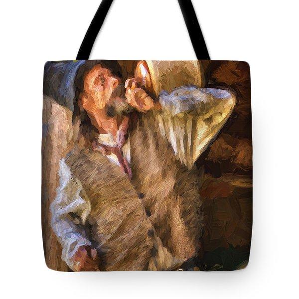 Jug Tote Bag