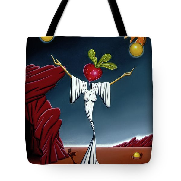 Juggling Act Tote Bag