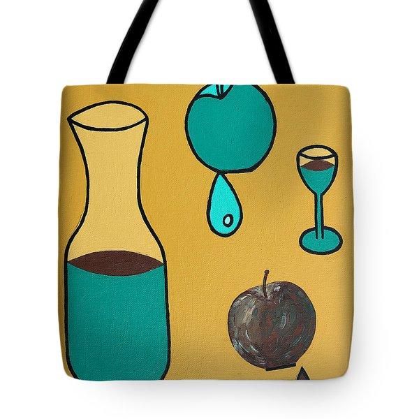 Juice Tote Bag by Patrick J Murphy