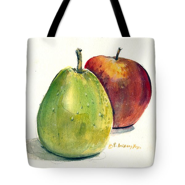 Juicy Fruit Tote Bag