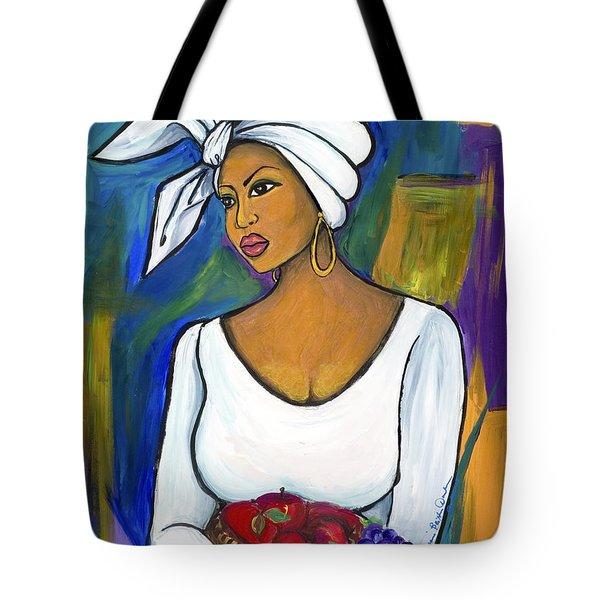 Juju Tote Bag by Diane Britton Dunham