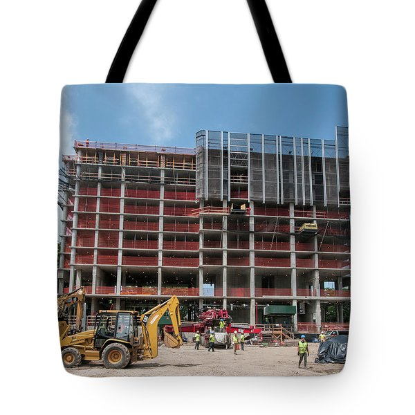 Tote Bag featuring the photograph Jul 13 2016 by Steve Sahm