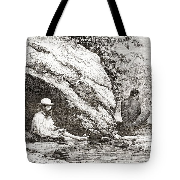 Jules Crevaux, During His Exploration Tote Bag