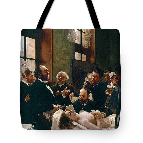 Jules Emile Pean (1830-1898) Tote Bag by Granger