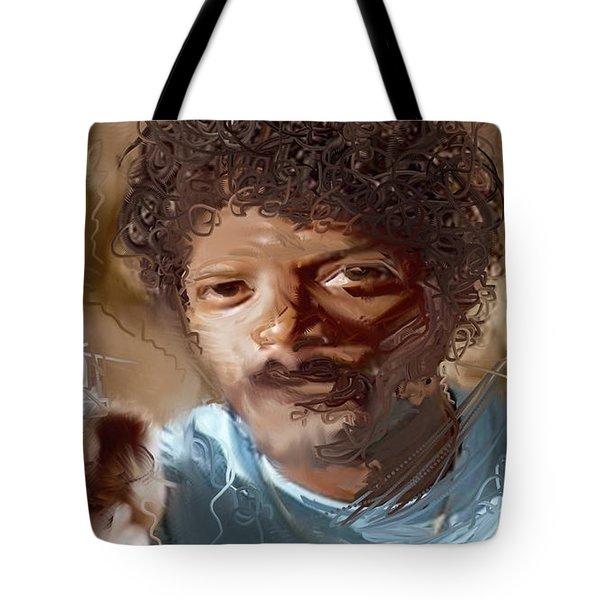Jules Winnfield Tote Bag