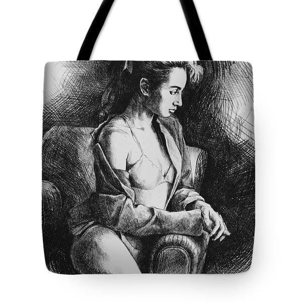 Julia 2 Tote Bag
