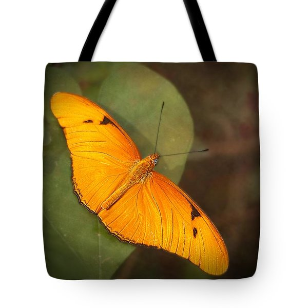 Julia Dryas Butterfly-2 Tote Bag