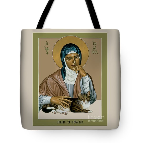 Julian Of Norwich - Rljon Tote Bag