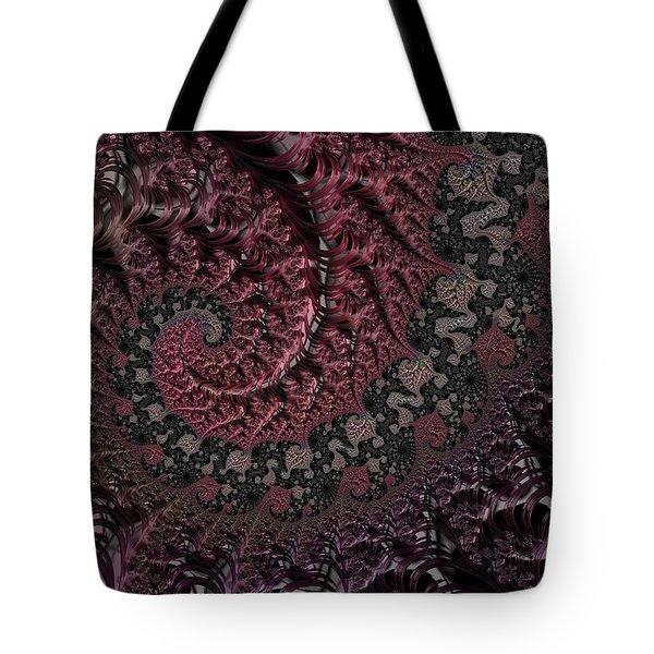Julia's Heart Tote Bag